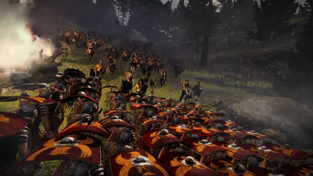 Combat Gauls